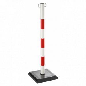 Facom Poteaux de consignation rouge et blanc EV.BAP-RN
