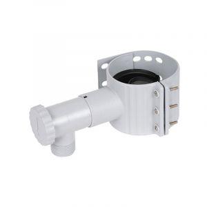 Interplast Récupérateur d'eau pluviale pvc gris