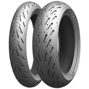 Michelin Pneu moto arrière Pilot Road 5 190/55 ZR 17 75W TL