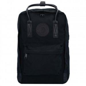 Fjällräven Kånken No. 2 Laptop 15, Backpack Mixte Adulte, Noir (Black), 24x36x45 Centimeters (W x H x L)