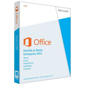 Office Famille et Petite Entreprise 2013 [Windows]