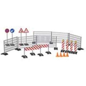 Bruder Toys 62007 - Panneaux de signalisation chantier