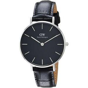 Daniel Wellington DW00100179 - Montre pour femme avec bracelet en cuir