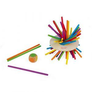 Janod Jeu d'adresse Crazy Sticks
