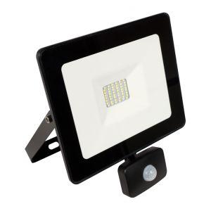 Debflex DEBLIGHT Spot Etanche IP64 slim 30W + Détecteur