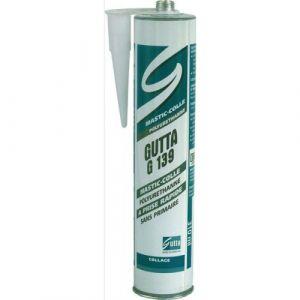 Sika Mastic colle polyuréthanne blanc – poche 400 ml - Gutta G139