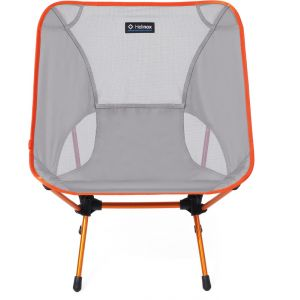 Helinox Chair One L - Chaise de camping taille 58 x 55 x 72 cm, gris