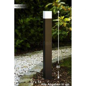 France luminaires Lampadaire Hudson en aluminium anthracite