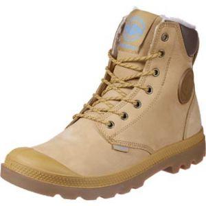 Palladium Pampa Sport Cuff Wps chaussures marron 45 EU