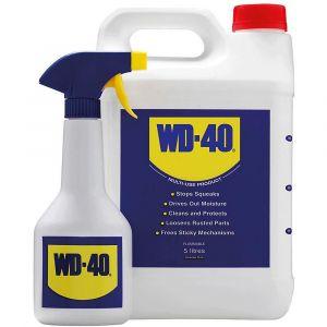 WD-40 Bidon de 5 litres plus vaporisateur