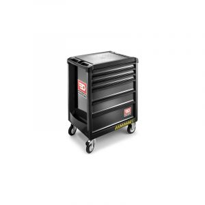 Facom Servante Roll 6 tiroirs inter-verrouillage+composition 7 modules - ROLL.6GM3S19IM