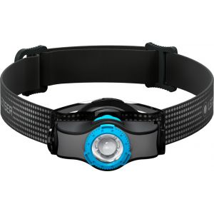 Led lenser MH3 Headlight, black/blue Lampes frontales