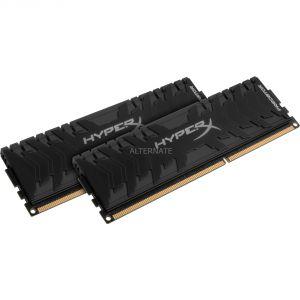 Image de Kingston HX318C9PB3K2/8 - Barrette mémoire HyperX Predator DDR3 8 Go (2 x 4Go) 1866 MHz CAS 11