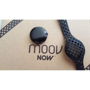 Moov Now, le bracelet sport connecte