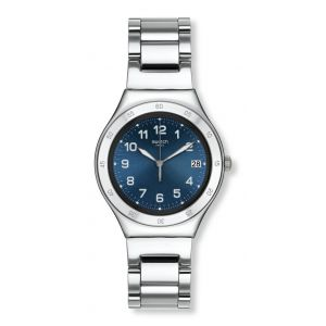 Swatch Montre Homme Irony Big Gris