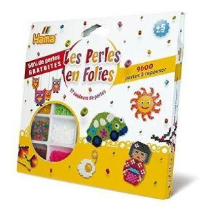 Simba Toys Les perles en folie : 9600 perles à repasser