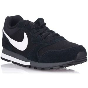 Nike MD Runner 2, Chaussures Multisport Outdoor Homme, Noir (Black (010) 010) - 45 EU