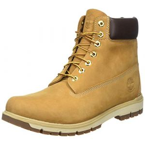 Timberland Radford 6-inch Waterproof, Bottes et Bottines Classiques Homme, Marron Wheat Nubuck, 44 EU