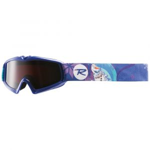 Rossignol Raffish S Frozen Masque Ski Junior, Unisexe Enfants, Violet (Purple/Aqua), 3 – 6 Years Old
