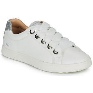 Only Baskets basses SHILO LACE blanc - Taille 36,37,38,39,40,41