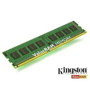 Kingston KVR16N11/8 - Barrette mémoire ValueRAM 8 Go DDR3 1600 MHz CL11 240 broches