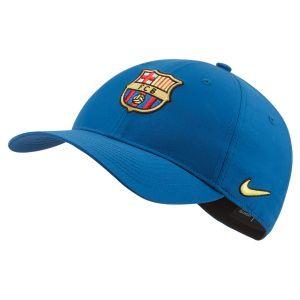 Nike Casquette réglable Dri-FIT FC Barcelona - Bleu - Taille Einheitsgröße - Unisex