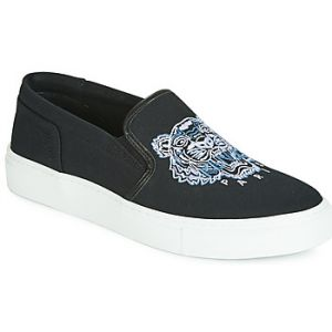 Kenzo Chaussures K SKATE SNEACKERS TIGER Noir - Taille 38,41,35