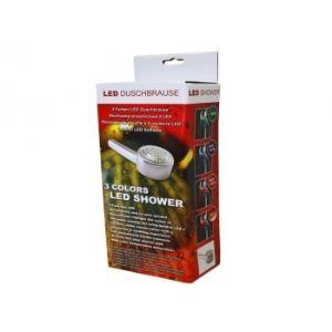 Led accessoires Pommeau de douche à éclairage