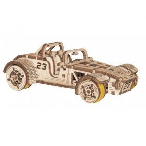 Wooden.City Puzzle 3D en Bois - Roadster