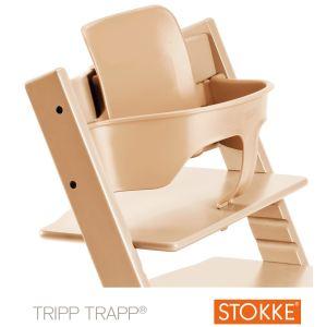Stokke Baby Set Kit Pour Chaise Haute Tripp Trapp Comparer Avec