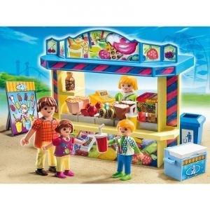 Playmobil 5555 Summer Fun - Stand de friandises