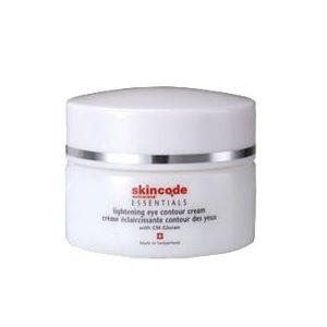 Skincode Alpine White - Crème éclaircissante contour des yeux