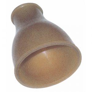 Gripp Cône brun pour cuvette Ø 62 mm industrie