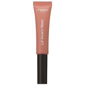 L'Oréal Infaillible Lip Paint Mat Collection Nudist - 211 Babe-In