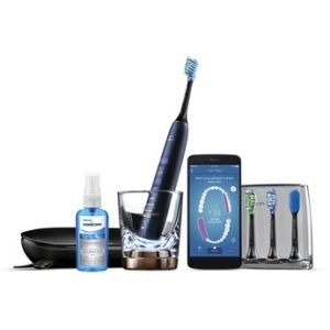 Philips Brosse à dent électrique HX9954/53 SONICARE DIAMONDCLEAN SMART LUNAR BLUE