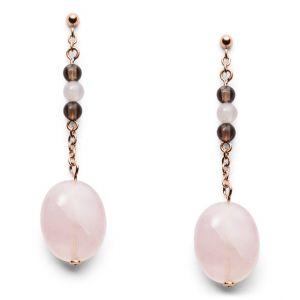 Fossil Femme Acier Boucles d'oreilles pendantes - JF03145791