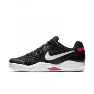 Nike Chaussure de tennis surface dure Court Air Zoom Resistance Homme - Noir - Taille 45 - Male