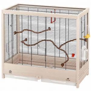 Ferplast Cage Giulietta en bois Taille 5