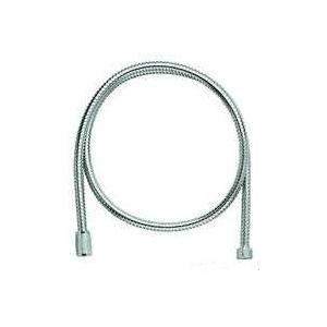 Grohe 28105000 - Flexible métallique 1.50m 15X21-15x21 chromé