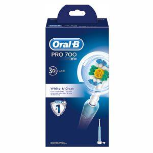 Oral-B Pro 700 3D White - Brosse à dents électrique