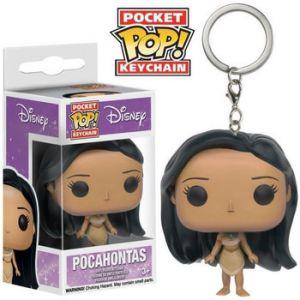 Funko Porte Clé Disney - Pocahontas Pocket Pop 4cm