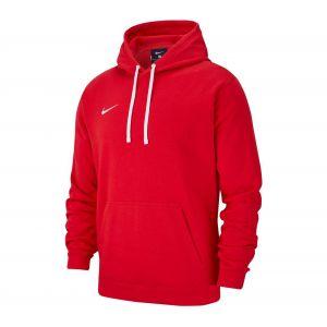 Nike Club 19 Fleece Hoodie university red (AR3239-657)