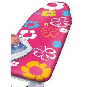 Wenko 1235642500 - Housse en coton pour table à repasser 130 x 51 cm