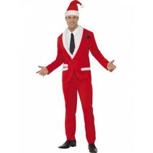 Déguisement Père Noël costume adulte Taille L