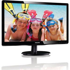 Philips V-line 220V4LSB - Ecran LED 22""