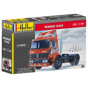 Heller 80772 - Maquette camion Renault G260