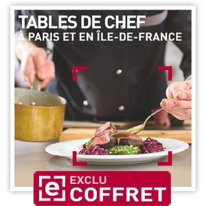 smartbox tables de chefs paris coffret cadeau comparer avec. Black Bedroom Furniture Sets. Home Design Ideas