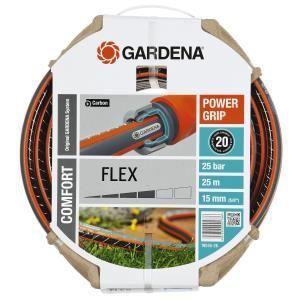 Gardena 18045-26 - Tuyau d'arrosage Flex Ø 15 mm 25 m