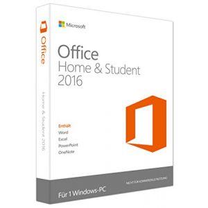 Office Famille et Petite Entreprise 2016 pour Windows