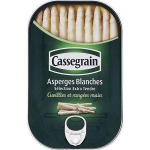 Cassegrain Asperges blanches nature